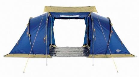 d8c464a55e253d Casetta: è una tenda adatta a soggiorni prolungati, Casetta caratterizzata  da ...